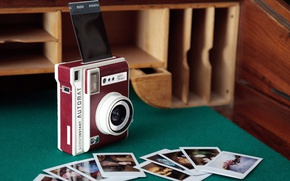 Обои photography, photo, memories, automat, Lomography, Lomo Instant Automat, photographic machine, Lomoinstant