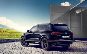 Картинка Volkswagen, Touareg, Фольксваген, Туарег