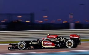 Картинка Lotus, formula 1, e21, Romain Grosjean