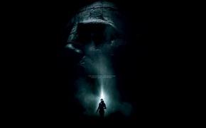 Обои sci-fi, Прометей, prometheus, Ridley Scott