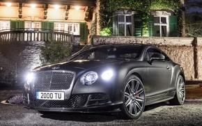 Картинка Bentley, Continenta, l GT