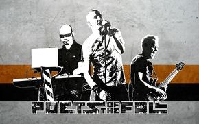Картинка музыка, группа, rock, рок, марко сааресто, олли тукиайнен, поэты осени, Poets of the fall, маркус ...