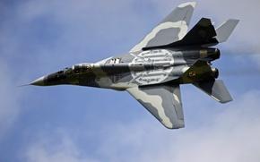 Картинка оружие, самолёт, Polish MiG-29