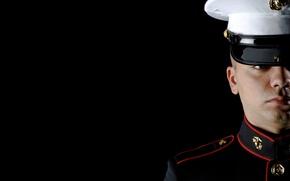 Картинка dress, marine, uniform, blues