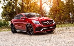 Обои Mercedes-Benz, Coupe, C292, GLE-Class, мерседес, AMG