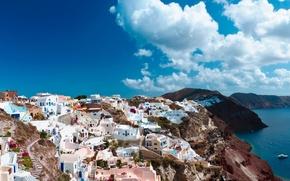 Картинка город, остров, красота