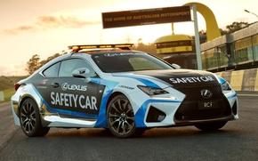 Картинка Lexus, лексус, Safety Car, F-Sport, 2015, GS 350