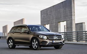 Обои X205, 2015, Mercedes-Benz, Off-Road, мерседес, 4MATIC, GLC