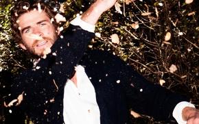 Картинка фотосессия, Nylon Guys, Liam Hemsworth, сентябрь 2014