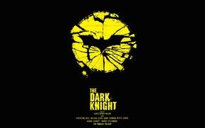 Картинка Бэтмен, летучая мышь, The Dark Knight