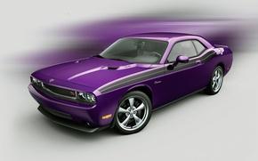 Картинка supercar, srt, додж, dodge, challenger, челленджер