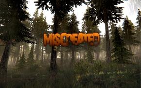 Картинка лес, деревья, природа, дождь, игра, Miscreated
