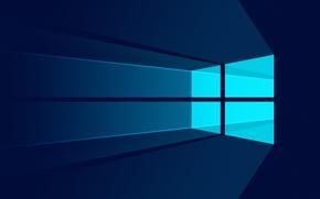 Картинка Microsoft, Майкрософт, Windows 10