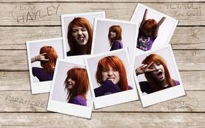 Картинка фото, коллаж, певица, hayley williams, Paramore, Хэйли Уильямс