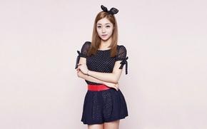 Картинка девушка, музыка, азиатка, Южная Корея, Kpop, Nine Muses, Sera
