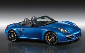 Обои Porsche, Порше, Boxster, SportDesign