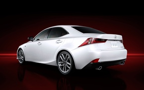 Картинка car, Lexus, wallpapers, new, 2013, F-Sport, IS 250