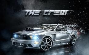 Картинка авто, арт, The Crew