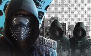 Картинка Ubisoft, San Francisco, Game, Watch Dogs 2, Ренч, Wrench