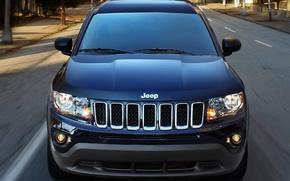 Картинка джип, Compass, SUV, Jeep
