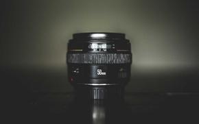 Картинка Canon, lens, 50mm