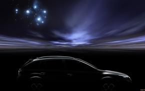 Картинка Subaru, Car, Star