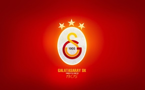 Картинка wallpaper, sport, logo, football, Galatasaray SK