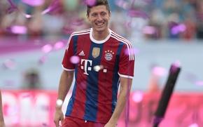 Картинка Robert Lewandowski, Bundesliga, fc bayern munich