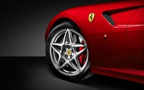 Картинка Ferrari, logo, Ferrari 599 GTB Fiorano, Luxury