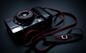 Картинка фон, камера, Canon Sure Shot AF35 MII
