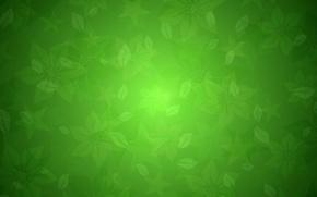 Картинка текстура, зеленое, цветочная текстура