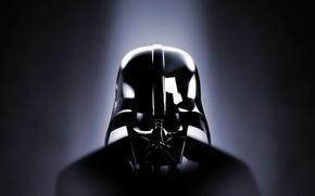 Обои darth vader, маска, звездные войны