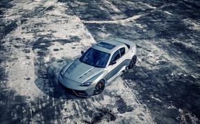 Картинка Mazda, Blacknightz, Knight Sports, ステルス, Rx8