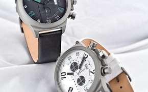 Картинка design, two, watch, Jack Pierre, different colors