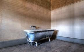 Картинка фон, комната, ванна