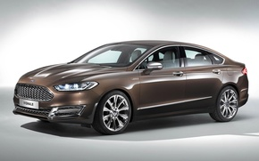 Картинка Concept, Ford, Mondeo, 2016, Vignale