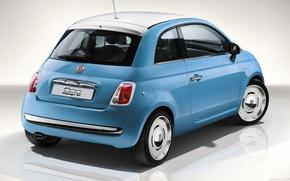 Картинка 500, Fiat, Фиат