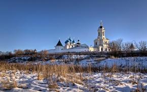 Картинка монастырь, православие, серпухов