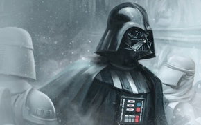 Картинка Star Wars, Звездные войны, Darth Vader, Дарт Вейдер