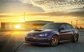 Картинка Subaru, STI, impreza, субару, импреза
