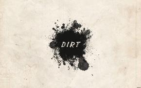 Картинка клякса, dirt, Текстура