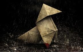 Картинка Оригами, Quantic Dream, Heavy Rain