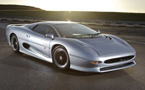 Картинка jaguar, tuning, race, classic, xj220