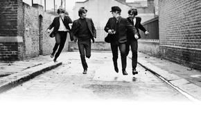 Обои The Beatles, Пол Маккартни, Beatles, музыка, Битлз, талант, великие, Ринго Стар, Джордж Харрисон, Джон Леннон, ...