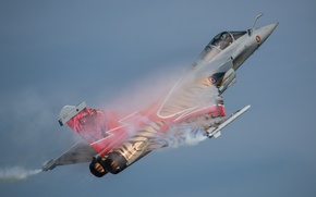 Обои «Рафаль», Dassault Rafale, истребитель, многоцелевой