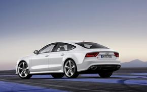 Картинка Audi, Sportback, 2014, RS7