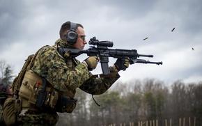 Картинка M27, United States Marine Corps, Infantry Automatic Rifle