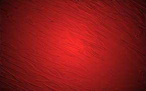 Картинка красный, фото, волна, цвет, текстуры, объем
