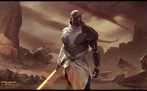 Картинка star wars, old republic, arcann, fallen empire
