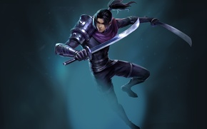 Картинка art, Heroes of Newerth, One-Punch Man, Velocity Scout